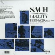 FIDELITY (WHITE & BLUE 10 INCH LP)