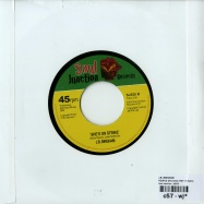 PEOPLE ON A EGO TRIP (7 INCH)