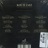 KOUTE JAZZ : 12 JAZZ TRACKS FROM THE FRENCH WEST (CD)