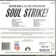 SOUL STRIKE (CD)