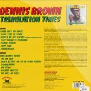 TRIBULATION TIMES (LP)