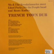 TRENCH TOWN DUB (LP)