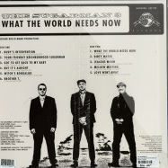 WHAT THE WORLD NEEDS NOW (LP)