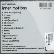 INNER MOTIONS (CD)