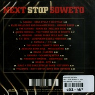 NEXT STOP SOWETO 4 (CD)