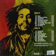 BEST OF BOB MARLEY (LP)