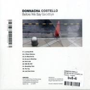 BEFORE WE SAY GOODBYE (CD)