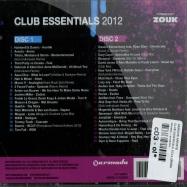 CLUB ESSENTIALS 2012 (2XCD)