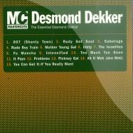 THE ESSENTIAL DESMOND DEKKER (CD)