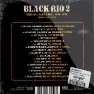 BLACK RIO VOL. 2 COMPILED BY DJ CLIFFY (CD)