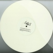 A&S006 / STHLMLTD029 EP (WHITE VINYL)