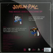 MAGIC DISCO MACHINE EP
