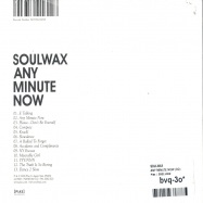 ANY MINUTE NOW (CD)