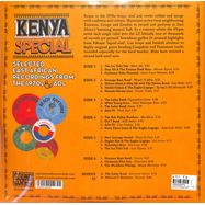 KENYA SPECIAL (3X12 LP + 7 INCH + BOOKLET + MP3)