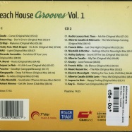 BEACH HOUSE GROOVES VOL.1 (2XCD)