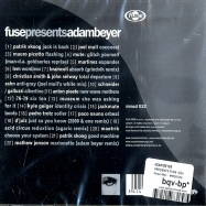 FUSE PRESENTS ADAM BEYER (CD)