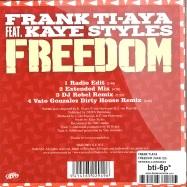 FREEDOM (MAXI CD)