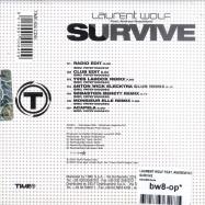 SURVIVE (MAXI-CD)