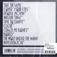 CRACK MY BONES (CD)