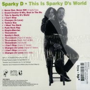 THIS IS SPARKY DS WORLD (CD)