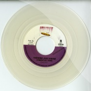 WE MEAN IT / TAMARIND JUICE RIDDIM (CLEAR 7 INCH)