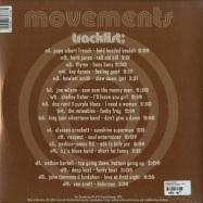 MOVEMENTS VOL.8 (2X12 LP + MP3)