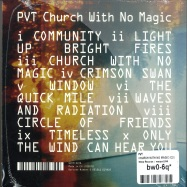 CHURCH WITH NO MAGIC (CD)