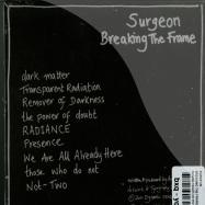 BREAKING THE FRAME (CD)