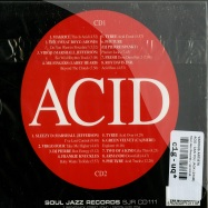 ACID - CAN YOU JACK (2XCD)