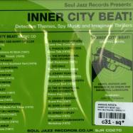 INNER CITY BEAT! (CD)