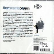 FUSE PRES: DEETRON (CD)