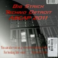 TECHNO DETROIT (CD)