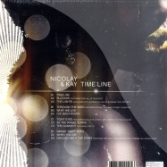 TIME : LINE (2X12 INCH LP)