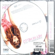 HEY HI HELLO (5 TRACK MAXI CD)
