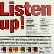 LISTEN UP! - DUB CLASSICS (LP)