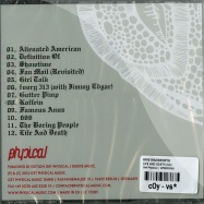 LIFE AND DEATH (CD)