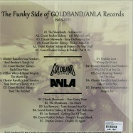 THE FUNKY SIDE OF GOLDBAND (2X12 LP + MP3)