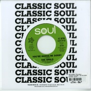 I WORSHIP YOU BABY / YOU RE GONNA BE SORRY (7 INCH)