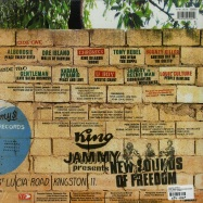 KING JAMMY PRESENTS: NEW SOUNDS OF FREEDOM (LP)