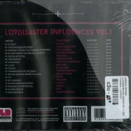 LUVDISASTER INFLUENCES VOL. 1 (CD)