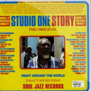 STUDIO ONE STORY - 2X12 LP + 4HR DVD (PAL) & BOOKLET
