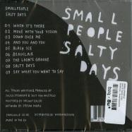 SALTY DAYS (CD)