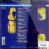 PROBLEMS D AMOUR (CD)