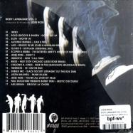 BODY LANGUAGE VOL 3 (CD)