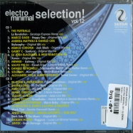 ELECTRO MINIMAL SET 12 (2XCD)