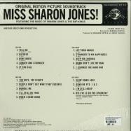 MISS SHARON JONES! O.S.T. (2X12 LP + MP3)