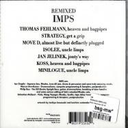 REMIXED IMPS (CD)