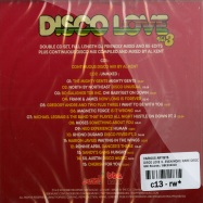 DISCO LOVE 3 - EVEN MORE RARE DISCO & SOUL UNCOVERED COMPILED BY AL KENT (2CD)