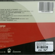 BOSSA NOVA IS NOT A CRIME (JEWELCASE CD)