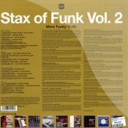 STAX OF FUNK VOL. 2 MORE FUNKY TRUTH (2X12INCH)